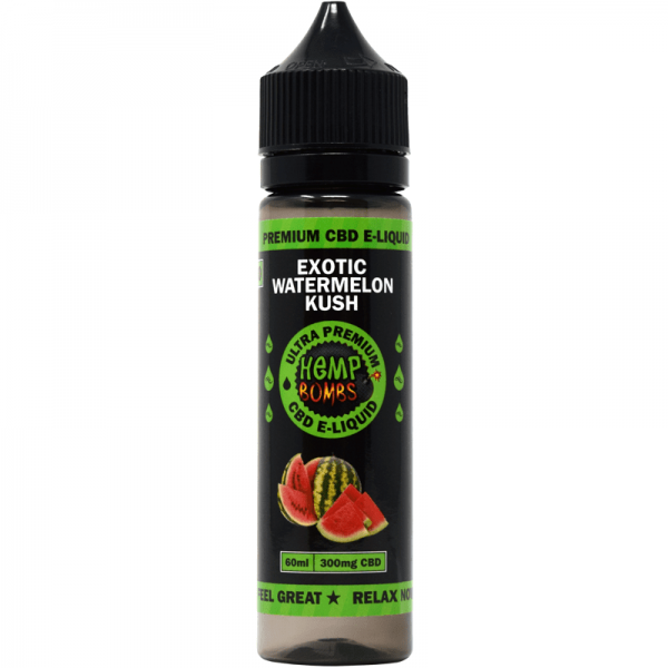 300mg CBD 60ml E-Liquid