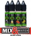 75mg CBD E-Liquid 4 Pack