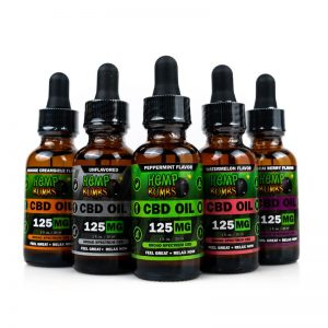 125mg CBD Oil