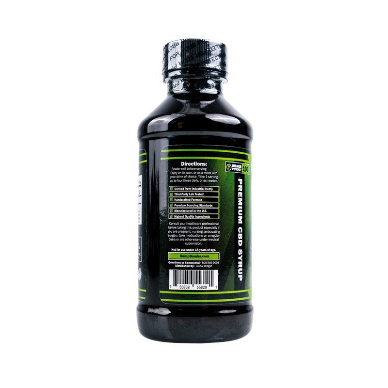 100mg CBD Syrup
