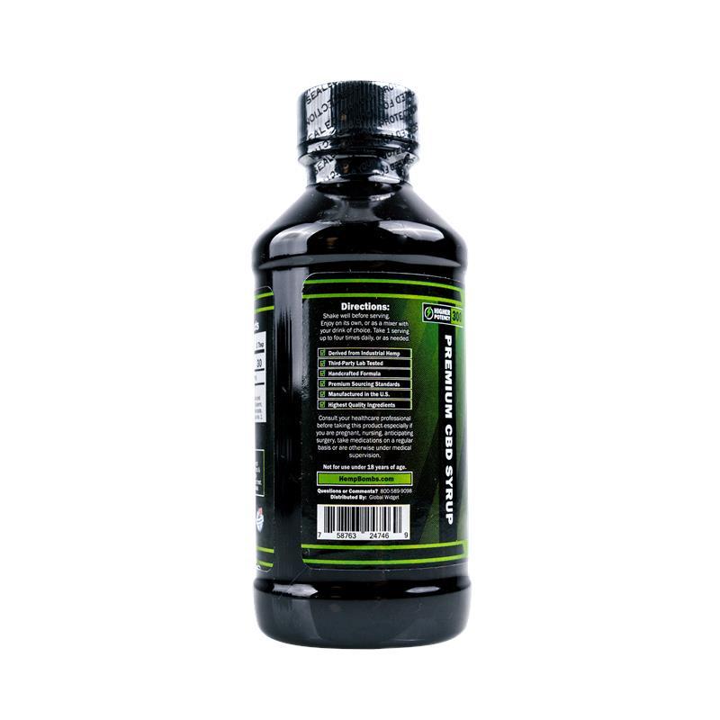 300mg CBD Syrup